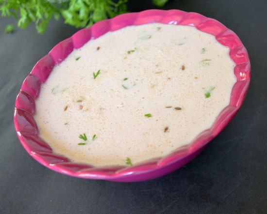 Goan special kokam kadhi