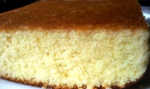 A Simple Cake