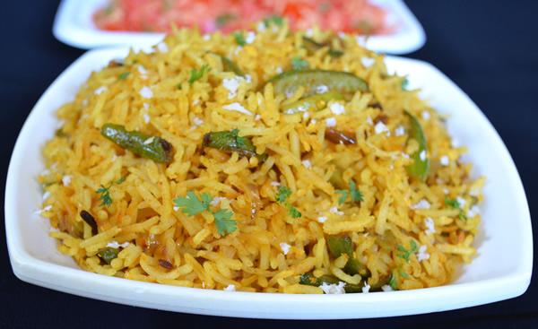 tondli bhat marathi recipe