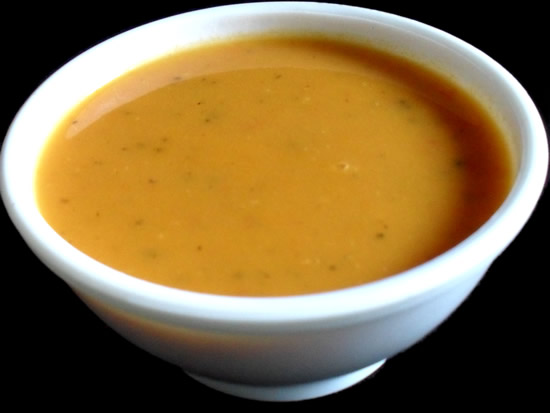 Tomato Soup Intalian Style