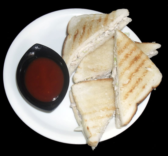 Chicken Meyo Sandwich