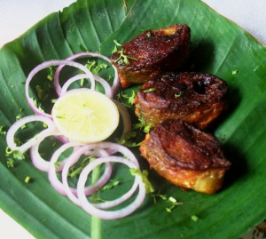 Indian Salmon (Ravas) Fry