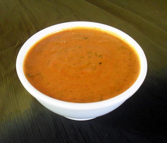 Indian butter sauce