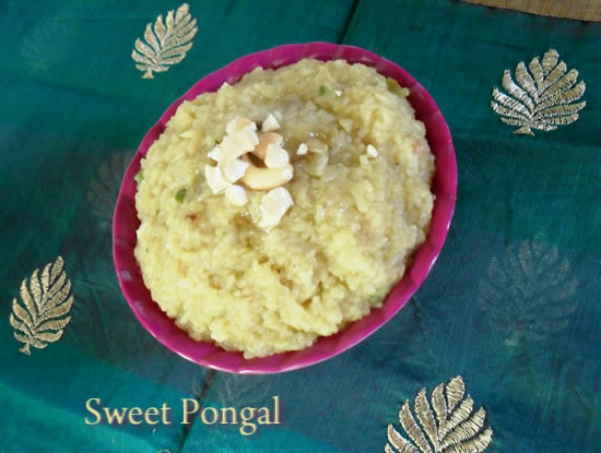 Sankranti easy sweet recipe