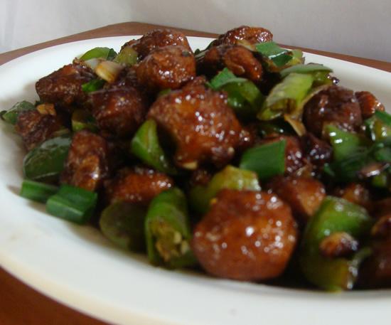Soya starter Indo-Chinese Recipe