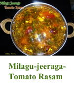 Milagu-jeeraga-Tomato Rasam