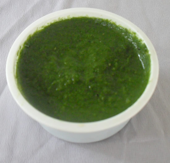 Green Chutney for Sandwich | How to make Green Chutney for Sandwich