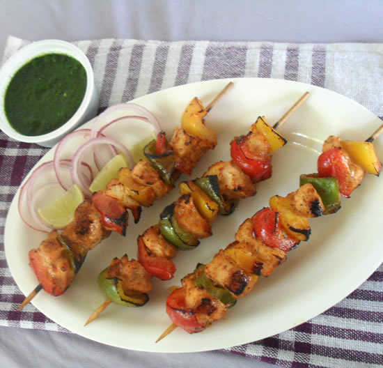 quick and easy kebab recipe