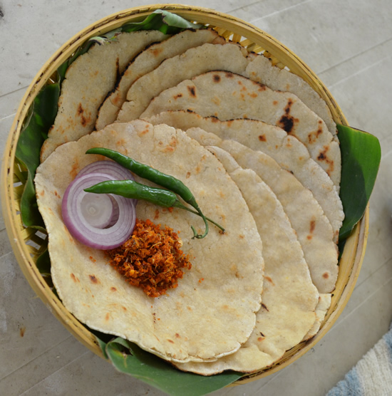 Gluten Free Flat Bread With Shorghum Millet
