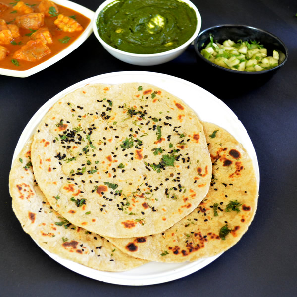 Wheat Kulcha