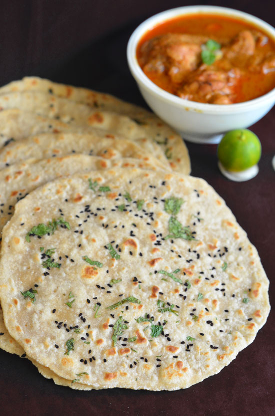 Healthy and nutritious kulcha recipe