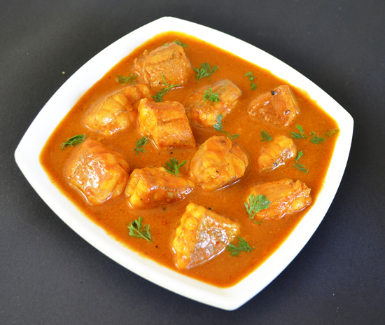 seafood curry in marathi