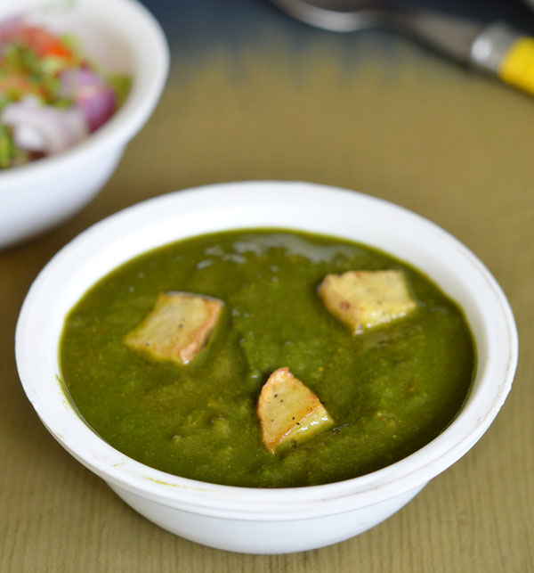 aloo palak recipe in marathi