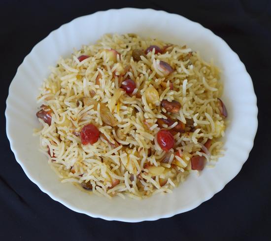Kashmiri Pulao