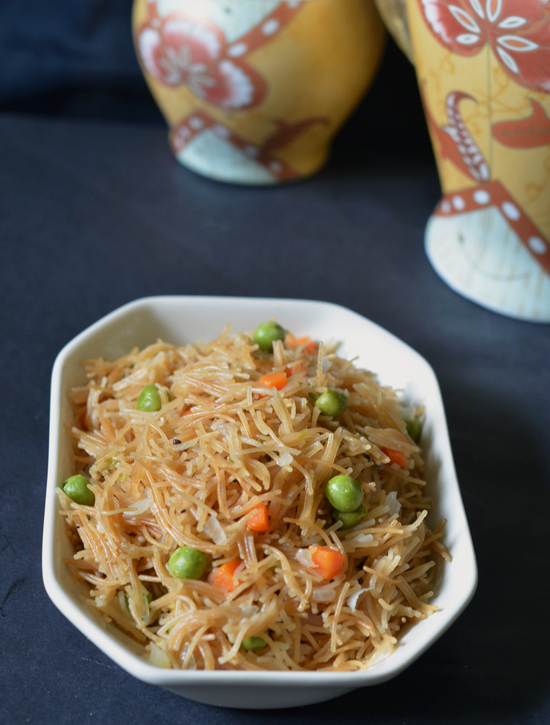 How to prepare Vermicelli ( Semiya ) Upma | healthy breakfast ideas