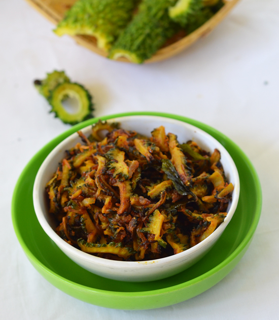 karela vegetable | karela masala