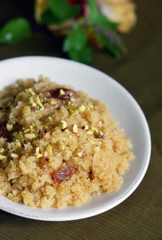 recipes with semolina dessert, quick and easy desserts, rava sheera,