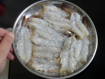 fried prawns recipe