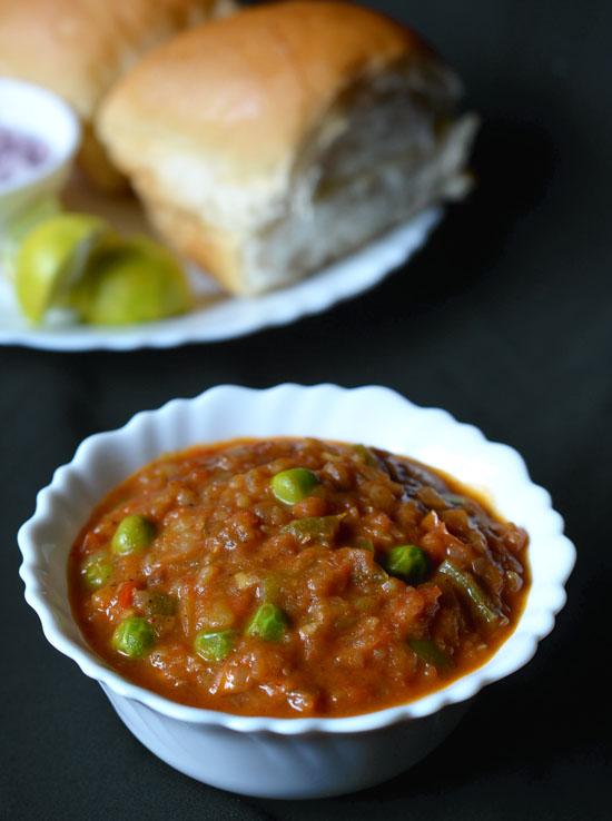 PavBhaji Food Style