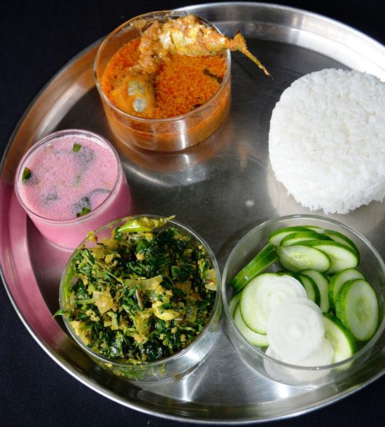 Arai Keerai, chawli bhaji recipe