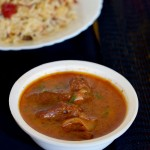 Kashmiri Rogan Josh Mutton Spicy Stew