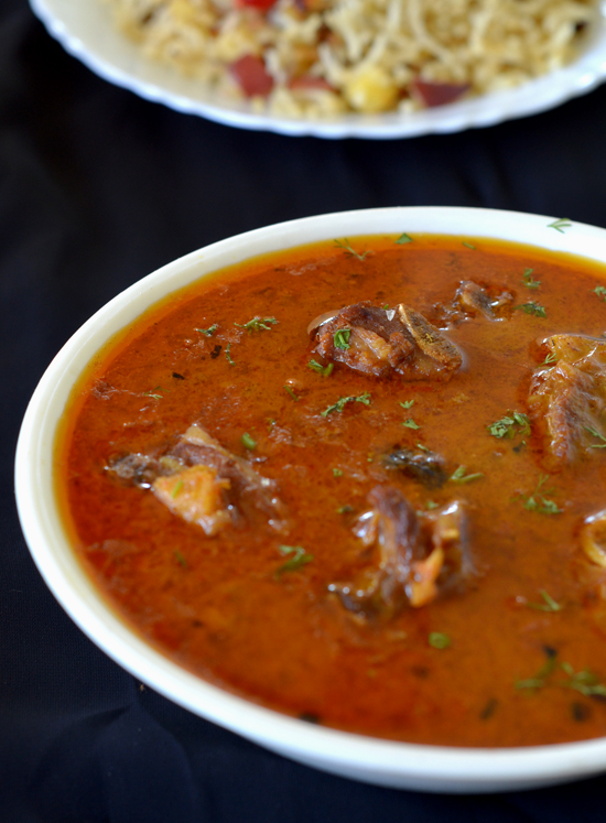 Rogan Josh Recipe | Kashmiri Mutton Curry