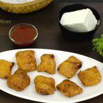 Panir-Bhaji food style