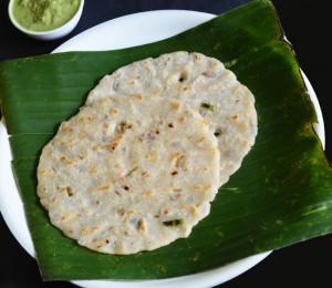 Akki Roti Recipe | Rice Roti | How To Make Akki Roti