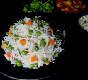 Pulav Recipe in Marathi   Veg Pulao