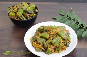 Bhindi-Bhuna-Masala-Recipe Food Stlyle