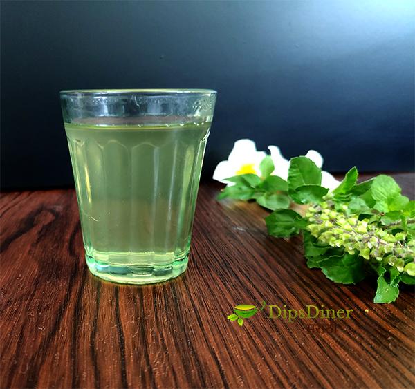 corona kadha Aayush Recipe